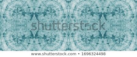 Indian textiel vierkante kleurrijk ontwerp textiel Stockfoto © hpkalyani