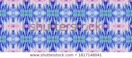 türkiz · semleges · végtelen · minta · modern · terv · stílus - stock fotó © almagami