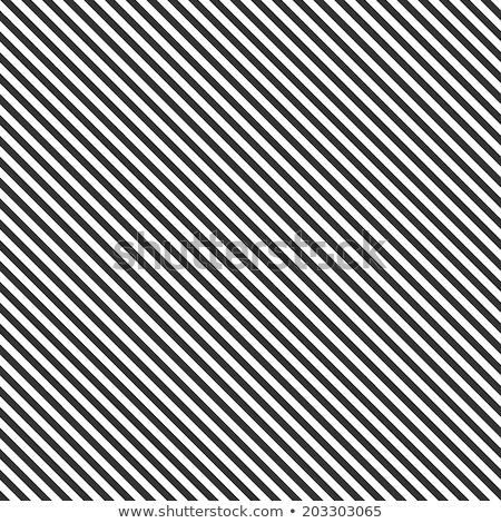 Classic diagonal lines pattern on white. Vector design Stock photo © fresh_5265954