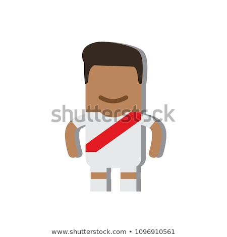 russia football championship cup soccer sports background for 2018 stock photo © vectomart