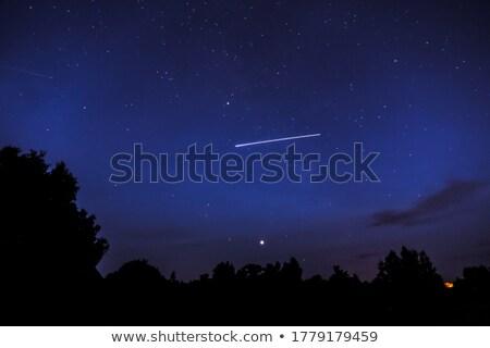 norte · luzes · aurora · casal · de · mãos · dadas · ver - foto stock © orensila