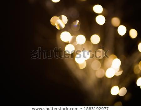 Noktalar noel parti kış özgürlük kir Stok fotoğraf © Ustofre9