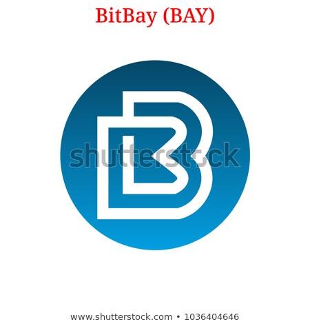 - Bitbay Exchange. The Crypto Coins or Cryptocurrency Logo. Stock photo © tashatuvango