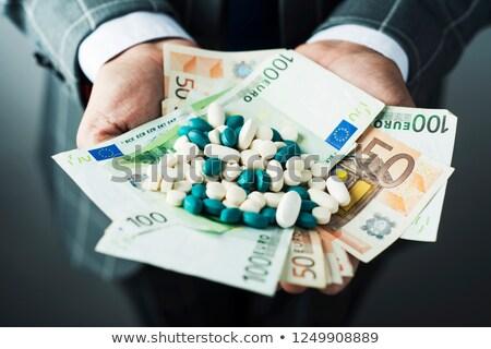 rüşvet · sağlık · sanayi · doktor · büyük · miktar - stok fotoğraf © nito