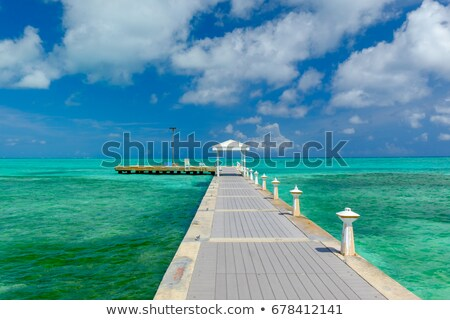 Rum Point Cayman Islands stock photo © mosnell