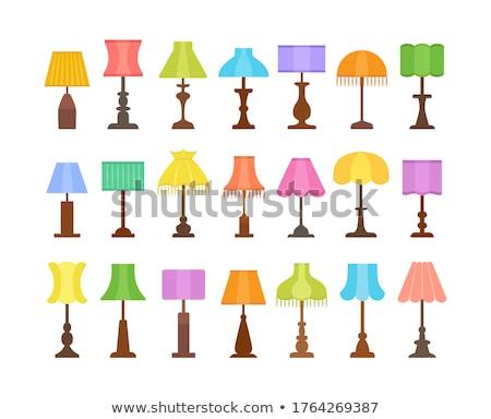 Lamp shade Stock photo © franky242