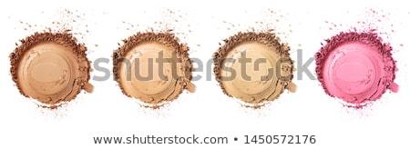 Pó compacto recipiente Foto stock © zzve