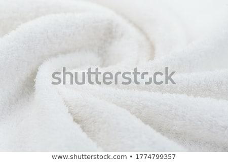 háttér · textúra · darab · anyag · minta · ruha · textil - stock fotó © Marfot