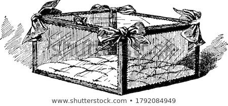 rectangular jewels stock photo © blackmoon979