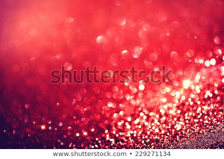 golden 2016 in red bokeh background Stock photo © SArts