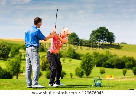 Két nő vezetés terjedelem nő sport tanul Stock fotó © IS2