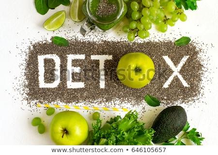 Detox ideas Stock photo © unikpix