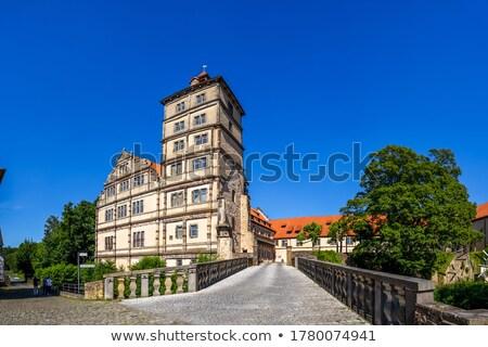 Brake castle, Lemgo, Germany Stock photo © borisb17