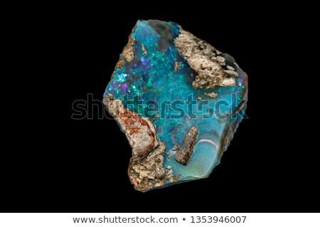 色 · 金属 · 結晶 · 孤立した · 白 · 科学 - ストックフォト © haraldmuc