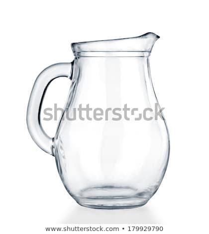 empty pitcher stock photo © denisnata