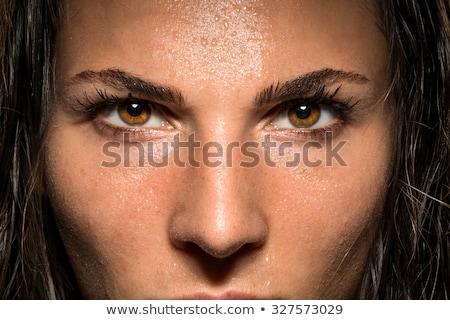 Fierce Woman Stock photo © ArenaCreative