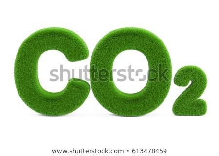 illusztráció · izolált · fehér · Föld · zöld · energia - stock fotó © jezper