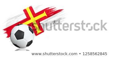 Канада флагами головоломки изолированный белый бизнеса Сток-фото © Istanbul2009