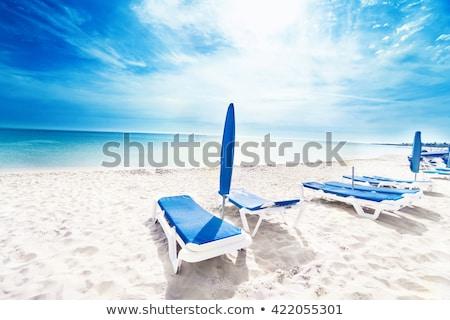 costa · mar · praia · paisagem · beleza · verão - foto stock © Paha_L