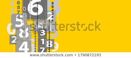 Four Dimensions 3D Illustration Concept Stock photo © make