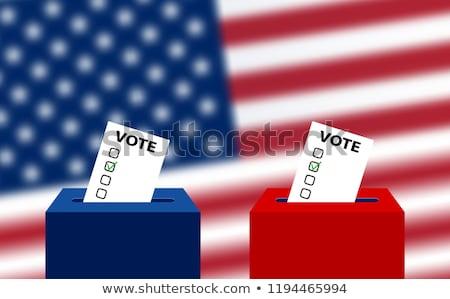 Election Crisis Stock photo © Lightsource