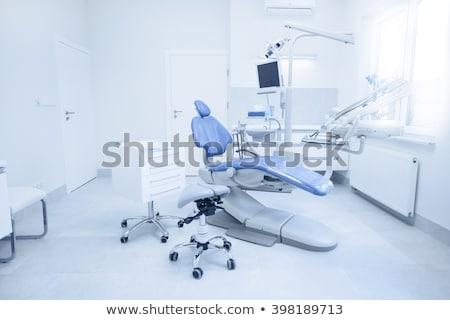 felszerlés · fogászati · fogorvosok · iroda · lámpa · fogászat - stock fotó © deyangeorgiev