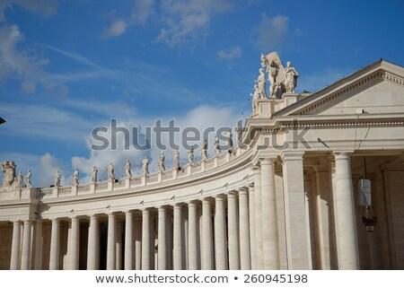Fotó Vatikán Róma építkezés templom épületek Stock fotó © Francesco83