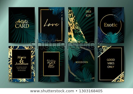 Abstract green leaf business card vector illustration rohit pathak stock photo stock vector illustration abstract green leaf business card vector illustration reheart Images