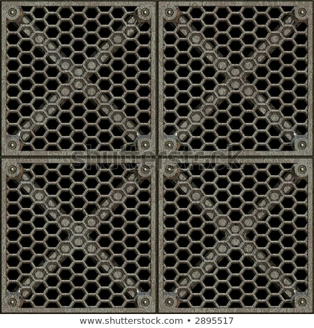 Lattice ( With Clipping Path, you can tile this image seamlessly) Stock photo © zeffss