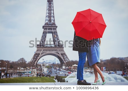A nice couple on a holiday trip. Stock photo © photography33