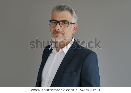 Stylish Business Man Stock photo © ArenaCreative