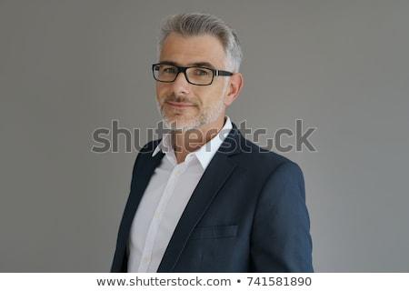 Zdjęcia stock: Stylish Business Man