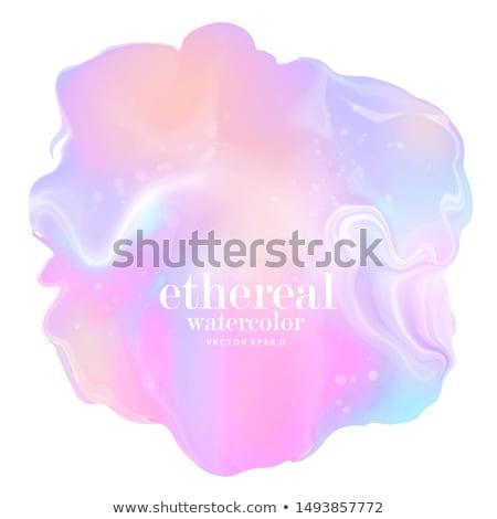 abstrakten · farbenreich · Design · eps · Vektor · Datei - stock foto © beholdereye