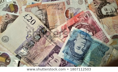 pound · İngilizler · para · imzalamak · altın · simge - stok fotoğraf © johanh