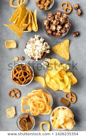 Savoury Snacks Stock photo © kitch