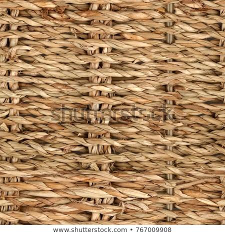 saman · model · doku · kutu · bambu · ülke - stok fotoğraf © tashatuvango