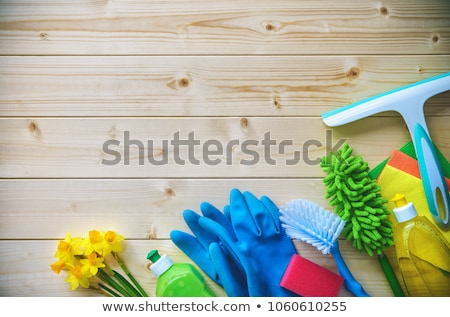 Foto stock: Limpeza · outro · ferramentas · direito · alvejante · garrafa