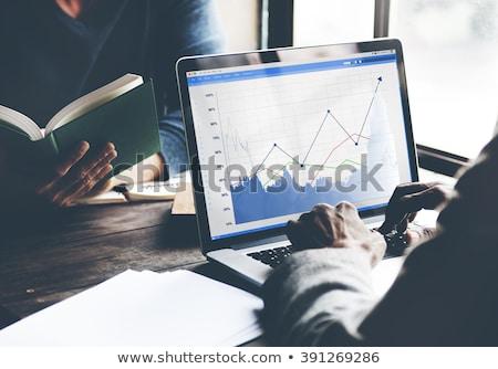 Sales Increase Stock photo © Lightsource