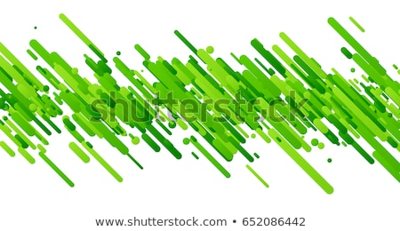 Abstract green stripped background Stock photo © karandaev