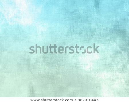 água fresco azul textura nuvem bubbles Foto stock © JanPietruszka