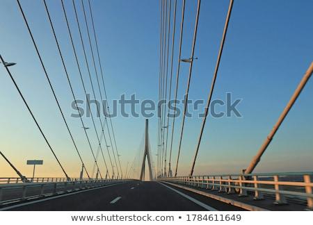 pont de normandy stock photo © vwalakte