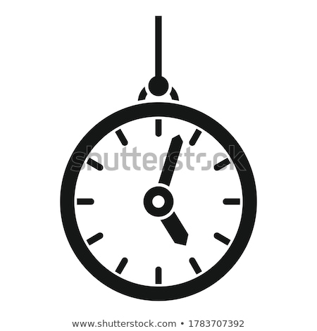 antiguos · reloj · tiempo · retro · color · vector - foto stock © aleishaknight