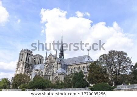 базилика · старые · Монреаль · Готский · возрождение - Сток-фото © billperry