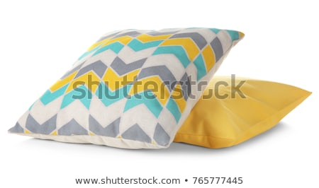 Pillows and cushion of assorted colours Stock photo © bluering