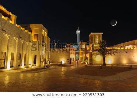oude · arab · stad · gestileerde · oude · midden - stockfoto © tracer
