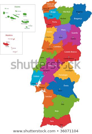 Porto province, Portugal Stock photo © joyr