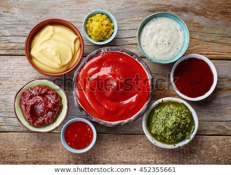 savory dipping sauce Stock photo © Digifoodstock