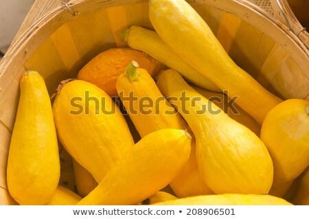 Ripe yellow summer squash Stock photo © Digifoodstock