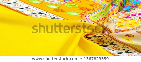 Desert dunes, colorful vibrant travel theme Stock photo © JanPietruszka