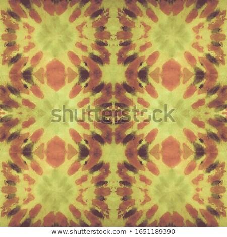 Logo kahverengi ikon doğa stil Stok fotoğraf © Elensha